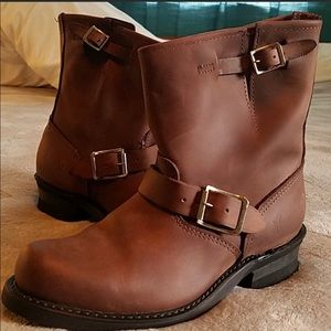 Frye Engineer Boot, short